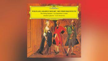 Mozart - Quintette en ut majeur K. 515