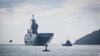 Le Tonnerre : fleuron de la marine française