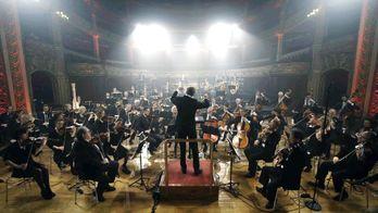 Christian Arming et l'Orchestre philharmonique royal de Liège : Strauss, Walton, Rachmaninov