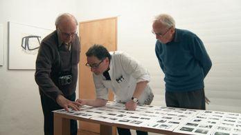 Carlos Saura, photographe : Voyage d'un livre