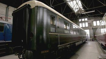 Le train d'Hitler : bête d'acier