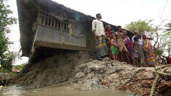 Devant nous le déluge : Les réfugiés climatiques bangladais