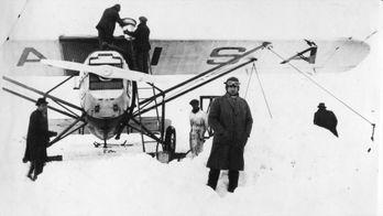 L'Aéropostale, mythe et réalité