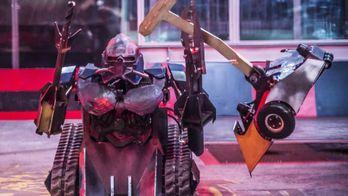 Combats de robots Spécial