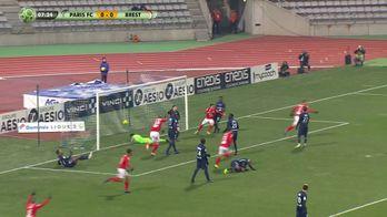 Résumé de Paris FC / Brest