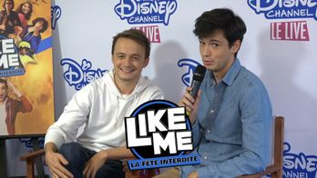 Like me - live chat