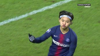 Wang Shuang ouvre le score après 17 secondes !