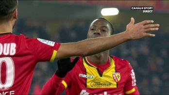 Lens fait le break grâce à Gomis sur penalty !