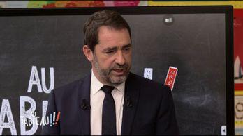 """Christophe Castaner : """"Je ne connais pas de policier qui veut tuer quelqu'un"""""""