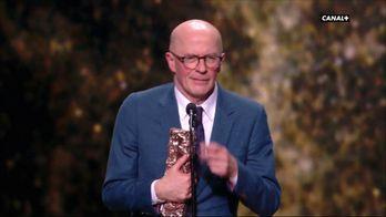 Jacques Audiard remporte le César de la Meilleure Réalisation avec Les frères Sisters - César 2019