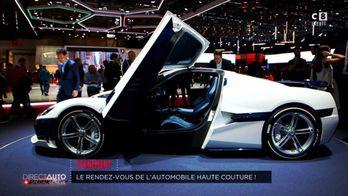 Genève 2019 : L'automobile se la joue haute-couture !