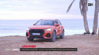 Classe Affaires : Audi Q3, le SUV