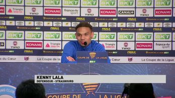 Joueurs et entraîneurs s'expriment sur la finale de la Coupe de la Ligue