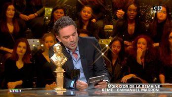 Moix d'Or : Netflix, Emmanuel Macr