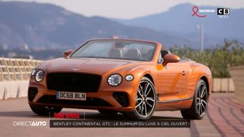Zone Rouge : Bentley Continental G