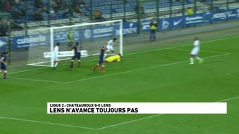 Domino's Ligue 2 : Chateauroux / Lens