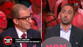 Immigration : Jimmy Mohamed face à Jean Messiha (RN)