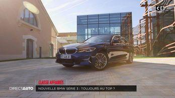 Classe Affaires : Nouvelle BMW Série 3 : Toujours au top ?