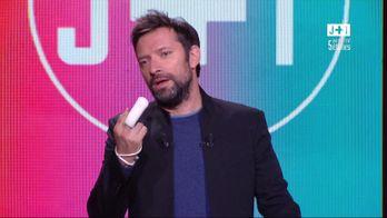 Julien Cazarre avec Denis Bouanga !