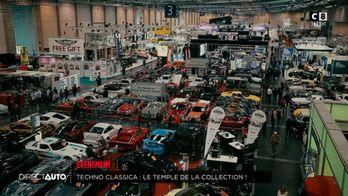 Dans le rétro : Techno Classica : - Direct Auto - 27/04/2019