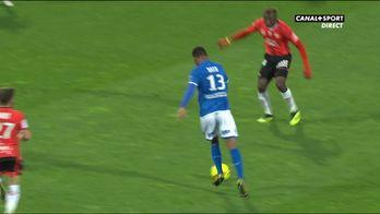 Incroyable but de Boto pour Auxerre !