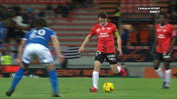 Lorient égalise avec Wissa !