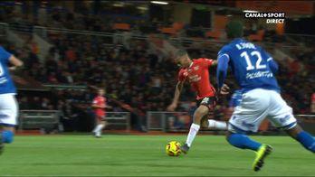 Claude-Maurice donne l'avantage à Lorient !