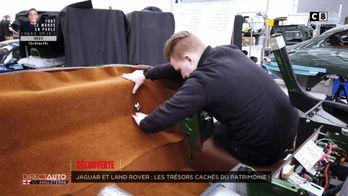 Jaguar et Land Rover : les trésors cachés du patrimoine !