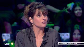 Faustine Bollaert à Thierry Ardiss