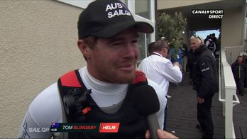 Interview du Skipper de l'Australie