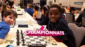 Tani Adewumi, 8 ans, veut devenir champion d'échecs