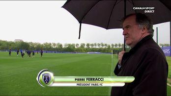 Rencontre avec Pierre Ferraci du Paris FC