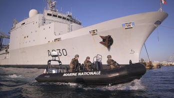 Toulon : le plus grand port militaire d'Europe
