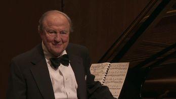 Menahem Pressler joue Schumann et Brahms