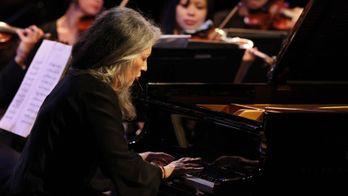 Martha Argerich joue Chostakovich, Prokofiev et Mozart