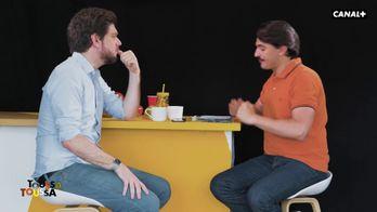 Combat de blagues téléphoniques entre Greg Guillotin et Tony Vernagallo