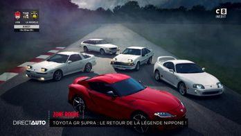 Toyota GR Supra : le retour de la légende nippone !