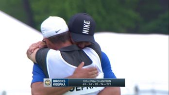 Le best of de la journée de Koepka