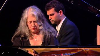 Martha Argerich joue Chostakovitch