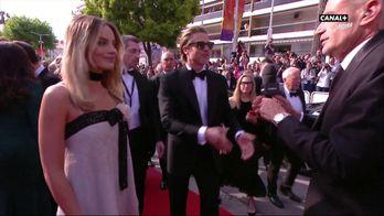 Les échanges avec Margot Robbie, Brad Pitt et Leonardo Dicaprio - Cannes 2019