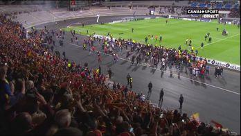 Ligue 2 - Playoffs Paris FC / Lens