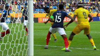 Le Mali réduit l'écart, mais trop tard !