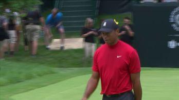 Woods à dix longueurs du vainqueur