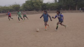 Little Miss Soccer - Inde