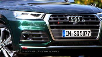 Classe Affaires : Audi SQ5 TDI : L