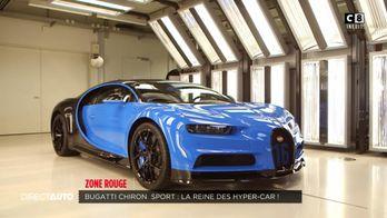 Bugatti Chiron Sport : La reine de