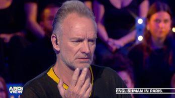 """Sting """"Le Brexit, c'est un cauchem"""
