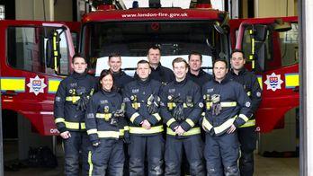 Pompiers de Londres