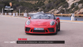 Porsche Speedster : Déjà collector