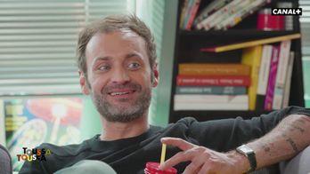 Augustin Trapenard, meilleur intervieweur de l'année et engagé dans l'association Bibliothèques Sans Frontières